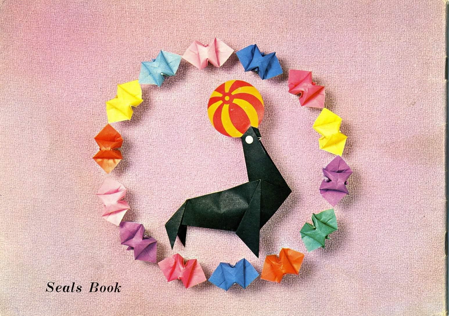 Origami Fun Book