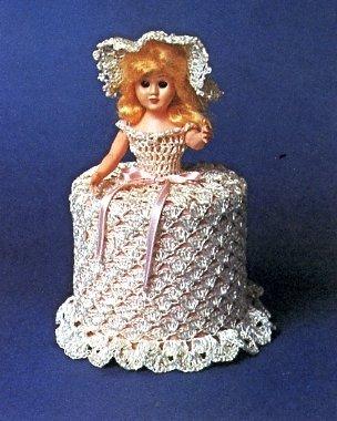 Crochet Toilet Roll Covers – Doll