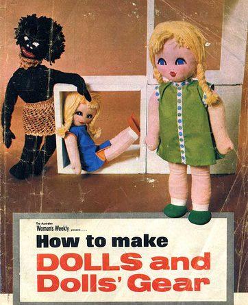 Dolls and Dolls' Gear