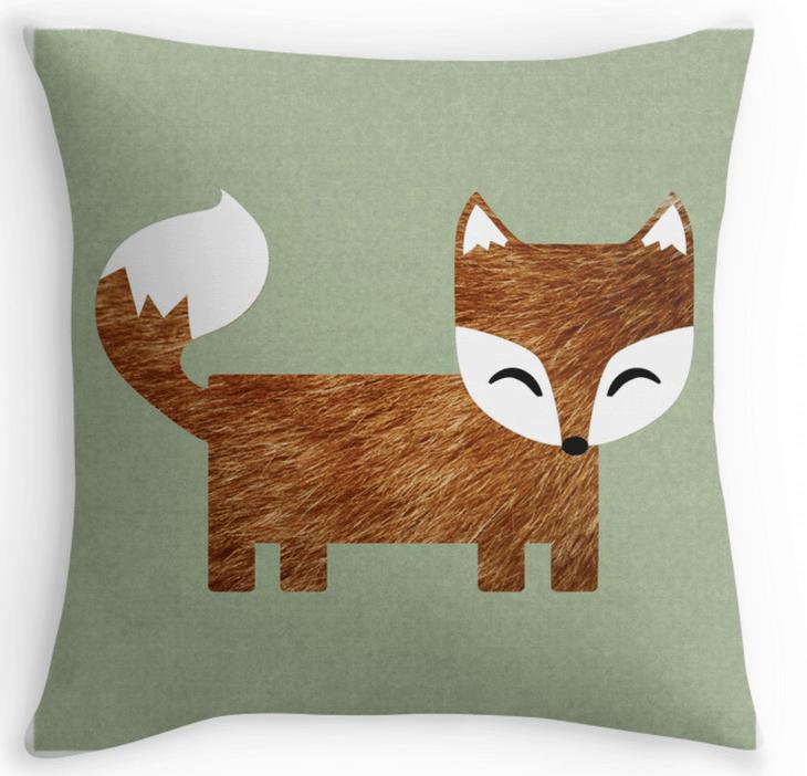 Novelty Art Cushions for Sale