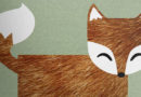 Fox Soft Toy Sewing Pattern Free