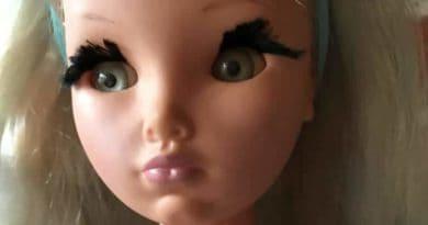Dress and Knickers for Furga Alta Moda, Crissy or Tiffany Taylor Doll